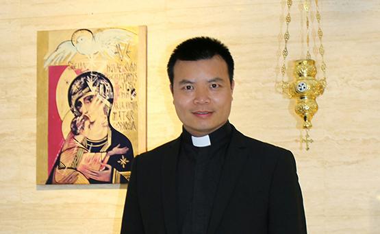Ordenación Presbiteral de Phuc